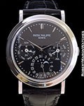 PATEK PHILIPPE 5049P PERPETUAL CALENDAR BOODLE & DUNTHORNE NEW BOX PAPERS
