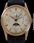 PATEK PHILIPPE REF 5050 PERPETUAL CALENDER 18K ROSE GOLD BOX/PAPERS