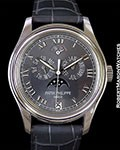 PATEK PHILIPPE 5056P PLATINUM ANNUAL CALENDAR AUTOMATIC BOX PAPERS