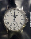 PATEK PHILIPPE 5078P AUTOMATIC MINUTE REPEATER ENAMEL DIAL NEW