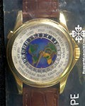 PATEK PHILIPPE 5131J 18K CLOISONNE DIAL AUTOMATIC SEALED NEW