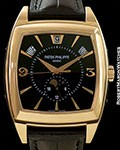 PATEK PHILIPPE 5135R BLACK DIAL LIMITED EDITION FOR MERCURY OF RUSSIA 18K ROSE GOLD AUTOMATIC ANNUAL CALENDAR