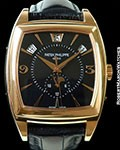 PATEK PHILIPPE 5135R BLACK DIAL LIMITED EDITION FOR MERCURY OF RUSSIA 18K ROSE GOLD