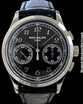 PATEK PHILIPPE 5170G 18K WHITE GOLD BLACK BREGUET DIAL NEW BOX & PAPERS