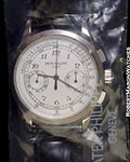 PATEK PHILIPPE 5170G CHRONOGRAPH 18K WHITE NEW REF. 530 INSPIRED