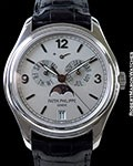 PATEK PHILIPPE 5250 18K WHITE GOLD ADVANCED RESEARCH AUTOMATIC