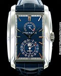 PATEK PHILIPPE GONDOLO 5200G 8 DAY CALENDAR NEW BOX PAPERS