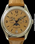 PATEK PHILIPPE 5450 ADVANCED RESEARCH PLATINUM AUTOMATIC ANNUAL CALENDAR