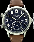 PATEK PHILIPPE CALATRAVA PILOT TRAVEL TIME 5524G 42MM NEW