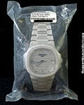 PATEK PHILIPPE 5719G NAUTILUS JUMBO 18K WHITE PAVE DIAMOND SEALED NEW