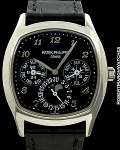 PATEK PHILIPPE 5940G PERPETUAL CALENDAR 18K WHITE GOLD ULTRA-THIN AUTOMATIC
