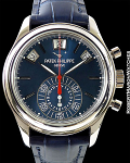 PATEK 5960G 18K WHITE GOLD RED CHRONO HAND LIMITED ED. OF 100 FROM MOSCOW BOUTIQUE