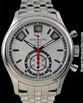 PATEK PHILIPPE TIFFANY 5960/1A STEEL AUTOMATIC CHRONOGRAPH ANNUAL CALENDAR NEW