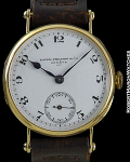 PATEK PHILIPPE EARLY OFFICER