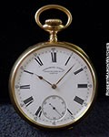 PATEK PHILIPPE POCKET WATCH 18K ROSE CHRONOMETRO GONDOLO for GONDOLO & LABOURIAU