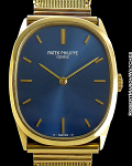 PATEK PHILIPPE MID-SIZE LADIES ELLIPSE 18K