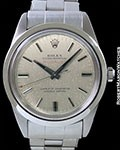 ROLEX 1019 MILGAUSS ANTI MAGNETIC STEEL CERN DIAL BOX & PAPERS