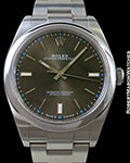 ROLEX 114300 OYSTER PETUAL PERPETUAL STAINLESS AUTOMATIC