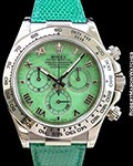 ROLEX BEACH DAYTONA 116519 CHRONOGRAPH 18K WHITE GOLD