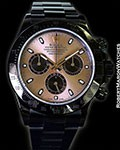 ROLEX BLACK OUT DAYTONA 116520 BOX PAPERS