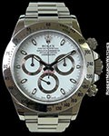 ROLEX DAYTONA 116520 STEEL AUTOMATIC BOX & PAPERS