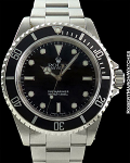 ROLEX REF 14060 SUBMARINER NO DATE OYSTER NEW OLD STOCK