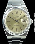 ROLEX 1530 DATE AUTOMATIC STEEL 1977