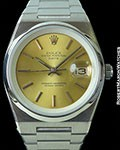 ROLEX 1530 OYSTER PERPETUAL DATE STAINLESS AUTOMATIC
