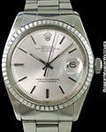 ROLEX 1603 DATEJUST STAINLESS AUTOMATIC
