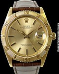 ROLEX 1625 THUNDERBIRD DATEJUST 18K AUTOMATIC