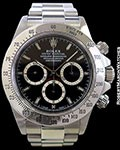 ROLEX 16520 DAYTONA AUTOMATIC STEEL BOX & PAPERS