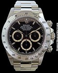 ROLEX 16520 DAYTONA STAINLESS AUTOMATIC NEW OLD STOCK