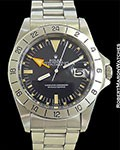 ROLEX 1655 EXPLORER II STRAIGHT SECONDS STEVE MCQUEEN 1971