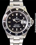 ROLEX 16610 SUBMARINER STEEL AUTOMATIC