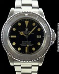 ROLEX 1665 SEA-DWELLER GHOST BEZEL