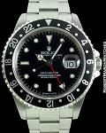 ROLEX 16700 GMT MASTER
