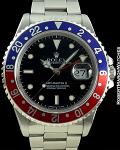 ROLEX 16710 GMT PEPSI
