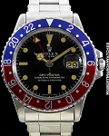 ROLEX GMT 1675 MK 1 LONG 'E' DIAL STEEL
