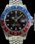 ROLEX REF 1675 GMT PEPSI CIRCA 1969