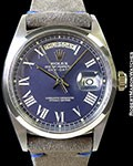 ROLEX 1802 DAY DATE PRESIDENT 18K AUTOMATIC BUCKLEY DIAL