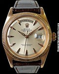 ROLEX 1803 DAY DATE PRESIDENT 18K AUTOMATIC