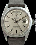ROLEX 1807 DAY DATE PRESIDENT 18K WHITE GOLD