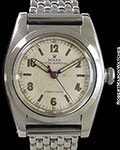 ROLEX BUBBLE BACK 2940 STEEL AUTOMATIC