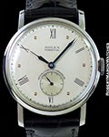 ROLEX 4049 BUBBLE BACK SNAP BACK STEEL CASE