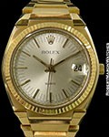 ROLEX 5100 BETA 21 UNPOLISHED 18K ELECTRONIC