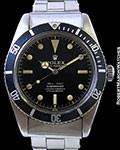 ROLEX SUBMARINER 5508 GILT GLOSS 4 LINE EXCLAMATION DIAL