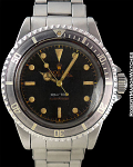 ROLEX SUBMARINER 5512 EAGLE BEAK TROPICAL CHOCOLATE COLOR DIAL