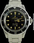 ROLEX REF 5512 SUBMARINER GILT GLOSS DIAL POINTED CROWN GUARDS BOX/PAPERS CIRCA 1964