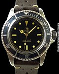 ROLEX 5512 SUBMARINER GILT GLOSS CHAPTER DIAL STEEL