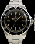 ROLEX 5512 SUBMARINER BOX/PAPERS